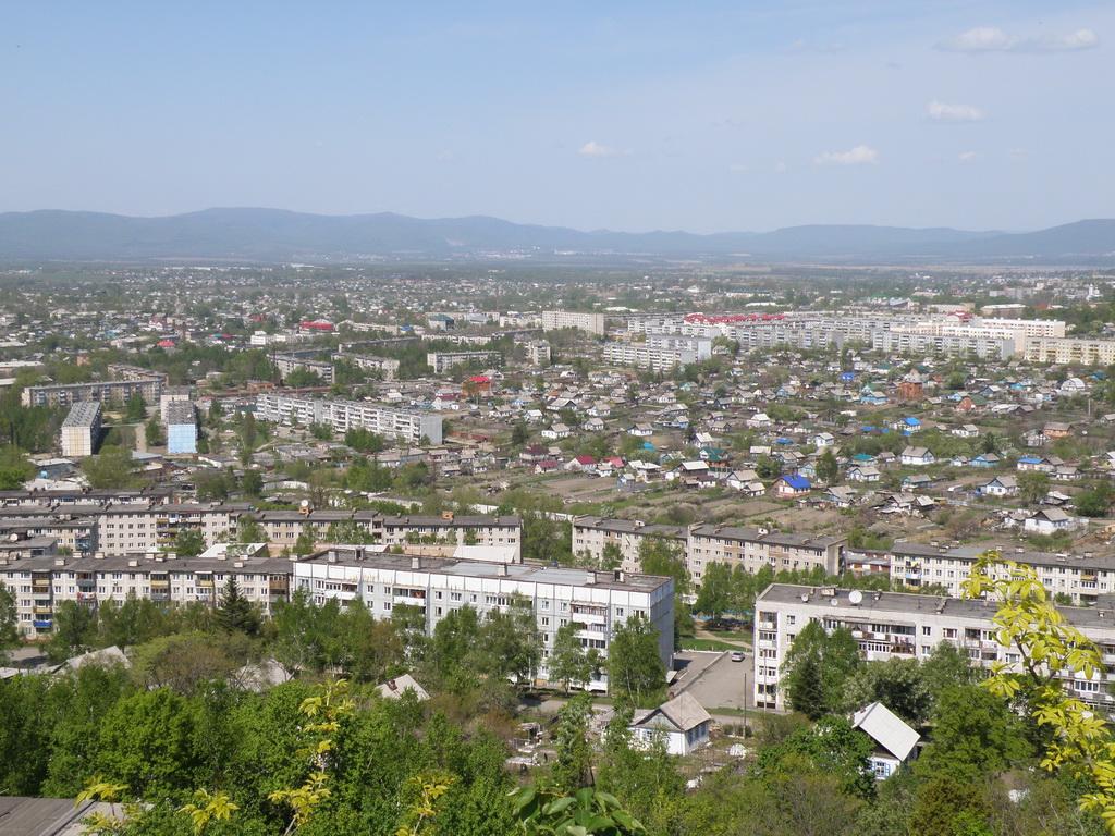 Город артем приморского края фото